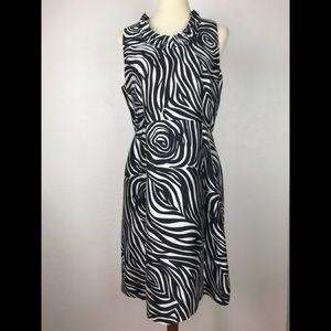 Kate Spade | Zebra Dress